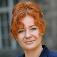 Photo of prof. dr hab. inż. Magdalena Gajewska