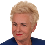 Photo of prof. dr hab. inż. Helena Janik